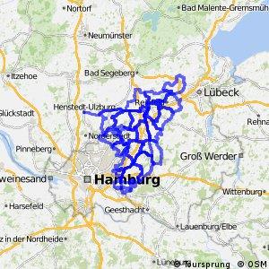 Fahrradtouren Kreis Stormarn