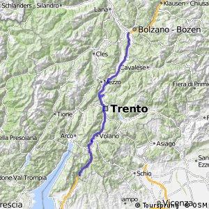 Pista Ciclabile Valle dell'Adige - Etschtalradweg