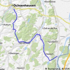 Memmingen - Ochsenhausen (incomplete)
