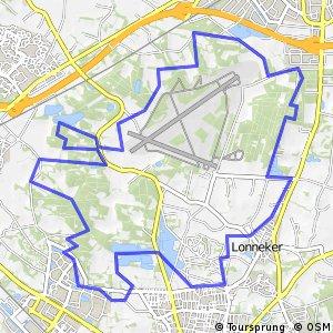 MTB route Lonneker