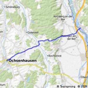 Kellmünz - Ochsenhausen