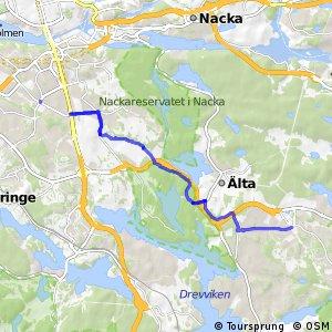 Regionalt cykelnät Stockholm (Tyresöstråket)