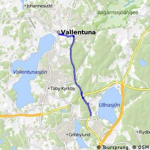 Regionalt cykelnät Stockholm (Arningestråket)