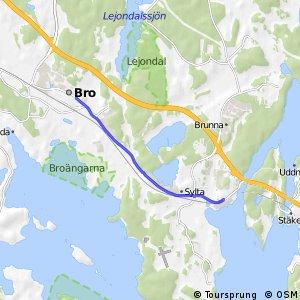 Regionalt cykelnät Stockholm (Brostråket)