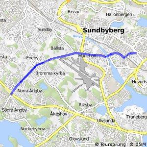 Regionalt cykelnät Stockholm (Bällstastråket)