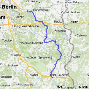 Tour Brandenburg [Kagel↔Gallinchen]
