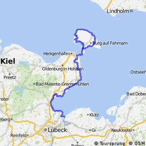 EuroVelo 10 - part Germany