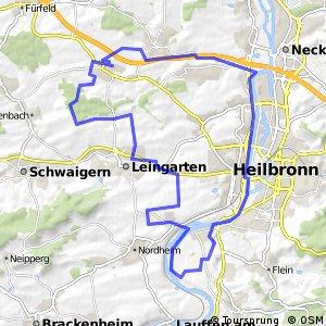 Rund um Heilbronn