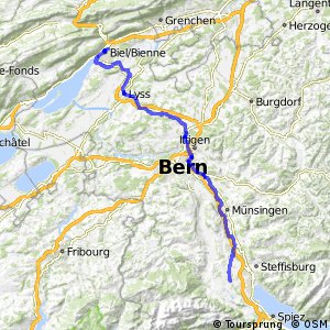 rcn 64 - Etappe 2 (Thun - Biel)