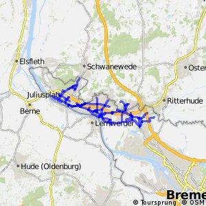 Rad-Hauptroute Nord