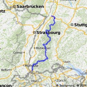 Schwarzwald-Radweg