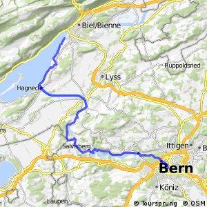 ncn 8 - Etappe 4 (Bern-Biel)