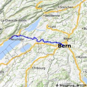 rcn 94 - Etappe 2 (Neuchâtel-Bern)