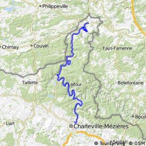 Voie verte trans Ardennes