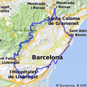 Ronda Verda de Barcelona
