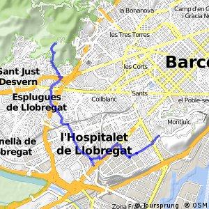 Ronda Verda - Sector Llobregat