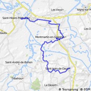 Carentan / Saint-Jean-de-Daye