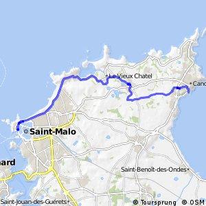 Cancale / Saint-Malo