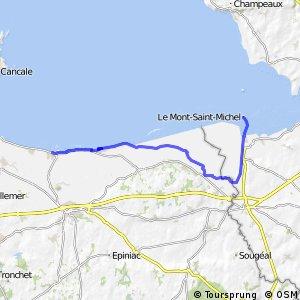 Mont-Saint-Michel / Le Vivier-sur-Mer