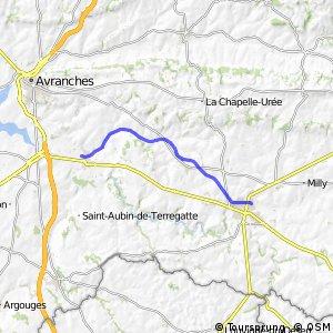 Saint-Hilaire-du-Harcouët / Ducey