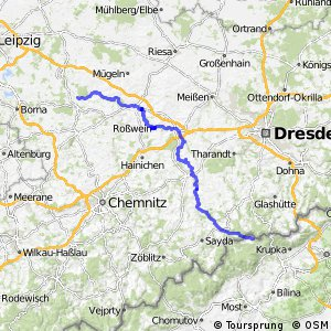 Mulderadroute [Freiberger Mulde]