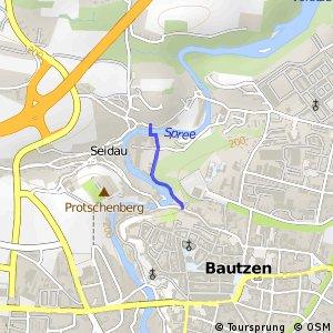 Archäologischer Radwanderweg Lausitz Verbindung Nord-Süd
