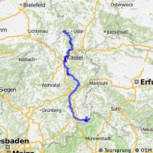 Hessischer Radfernweg R1