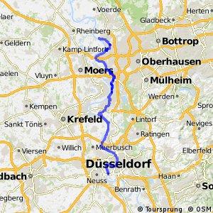 Erlebnisweg Rheinschiene (Ost (Nord))