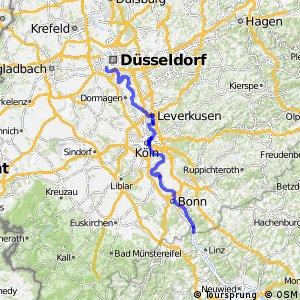 Erlebnisweg Rheinschiene (Ost (Süd))