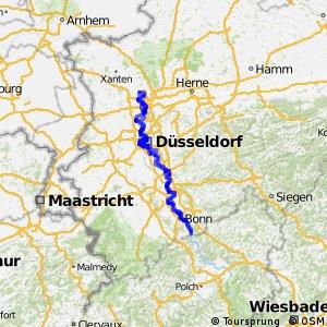Erlebnisweg Rheinschiene
