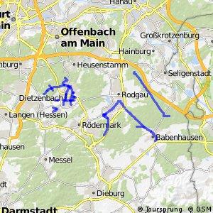 Radnetz Kreis Offenbach