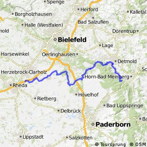 Euroroute R1 - part 3 Germany