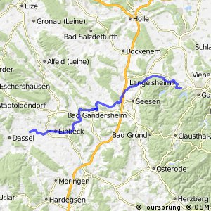 Euroroute R1 - part 5 Germany