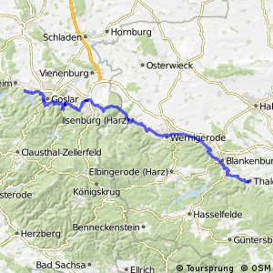 Euroroute R1 - part 6 Germany