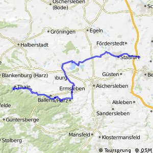Euroroute R1 - part 7 Germany