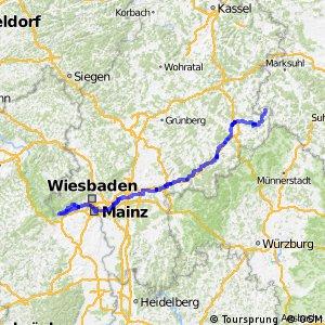Hessischer Radfernweg R3