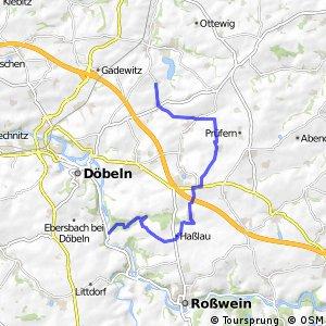 Döbeln–Elbe-Nebenradroute