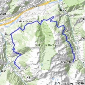 43MTB Valais Alpine Bike (Etape 3 St-Martin--Grimentz)