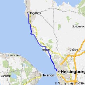 Kattegattleden - Helsingborg-Höganäs