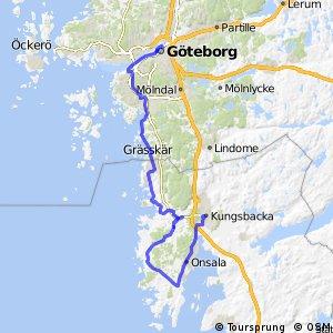Kattegattleden - Kungsbacka-Göteborg