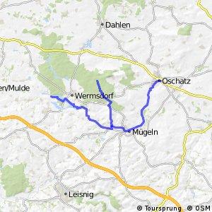 Döllnitztal-Radroute
