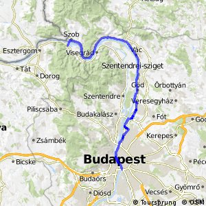 EuroVelo 6 - part Hungary (1C)