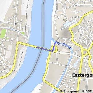 EuroVelo 6, Atlanti-óceán-Fekete-tenger - Magyarországi szakasz