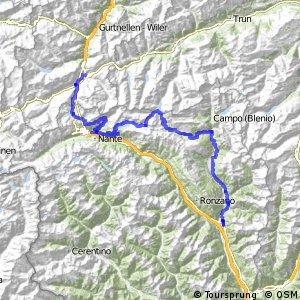 rcn 65MTB - Gottardo Bike (Andermatt-Biasca)