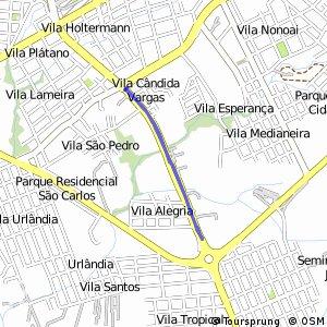 Ciclovia da Avenida Hélvio Basso