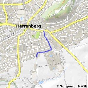 Herrenberg (Marienstraße)
