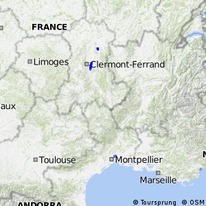 La Régordane - projet