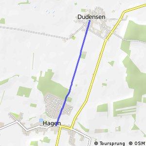 R235 Dudensen 2 - Hagen