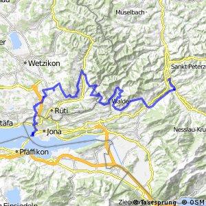 rcn 99 - Etappe 10 (Rapperswil - Wattwil)