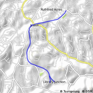 Montour Trail - Bethel Park Spur